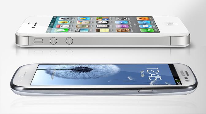 Rivalstvo između Apple-a i Samsung-a