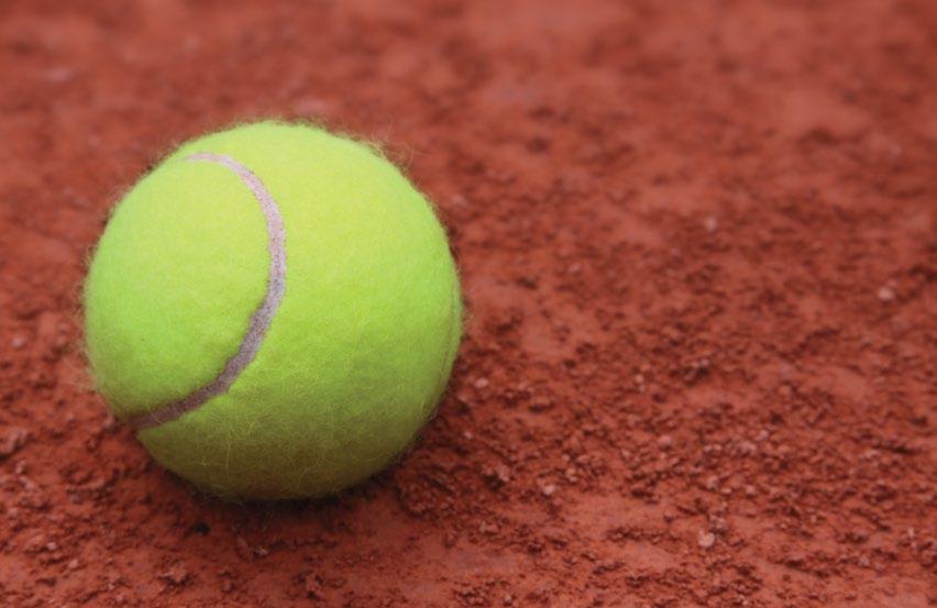 tenis i teniška lopta