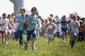 djeca trcanje