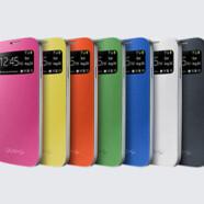 Flip cover i S-View flip cover za Samsung Galaxy S4