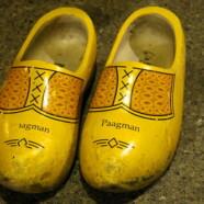 Drvene cipele iz Nizozemske
