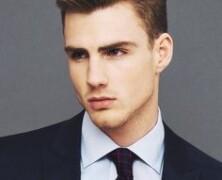 Modne frizure za muške 2015