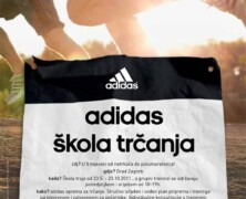 Adidas škola trcanja