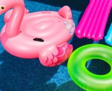 Pripremite se za ljeto uz flaminga na napuhavanje
