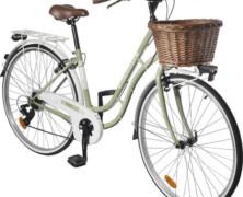 Košara za bicikl odličan je dodatak za gradsku vožnju