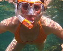 Maske za ronjenje savršene za istraživanje dubina