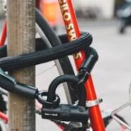 Učinkovita zaštita za bicikl