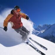 Odlična destinacija za skijanje je Vogel