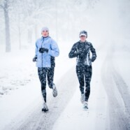 Zimska obuća za rekreativne trkače