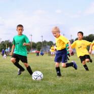 Osnovna oprema za nogomet